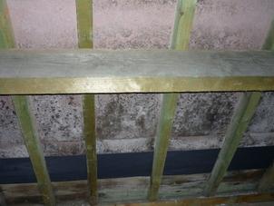 Dakisolatie - renovatie - met pir isolatieplaten te Retie